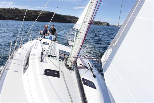 Bavaria Cruiser 41 Sport sailboat