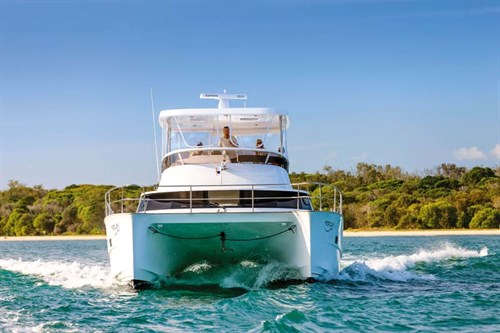Fountaine Pajot Cumberland 47LR