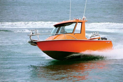 Fish City FC597 Hardtop