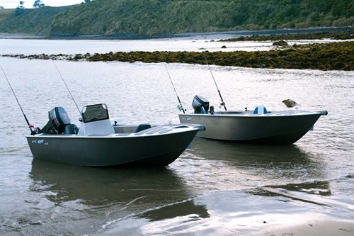 Fish City FC390 boats