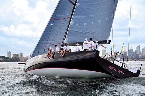 CARKEEK 60 RACING YACHT