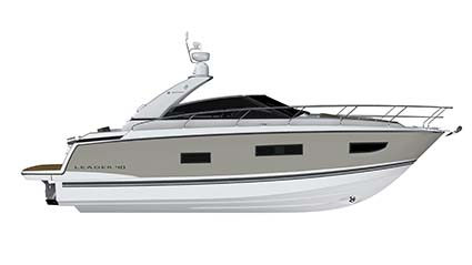 JEANNEAU LEADER 40 OPEN TOP