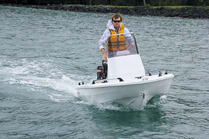 Smartwave 3500 4200 4800 poly boat review for Outboard motors for sale nz